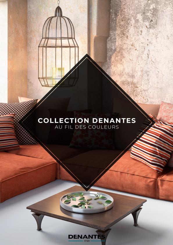 Catalogue Collection Au fil des couleurs
