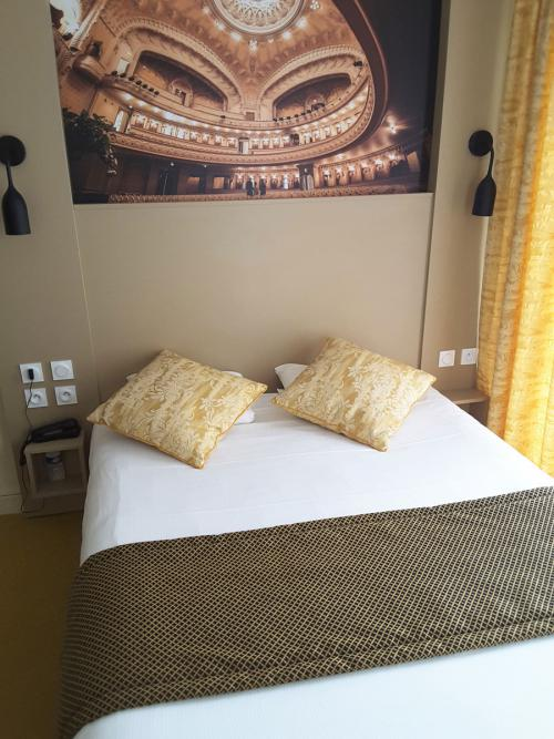 Têtes de lit - Hôtel Kyriad Vichy