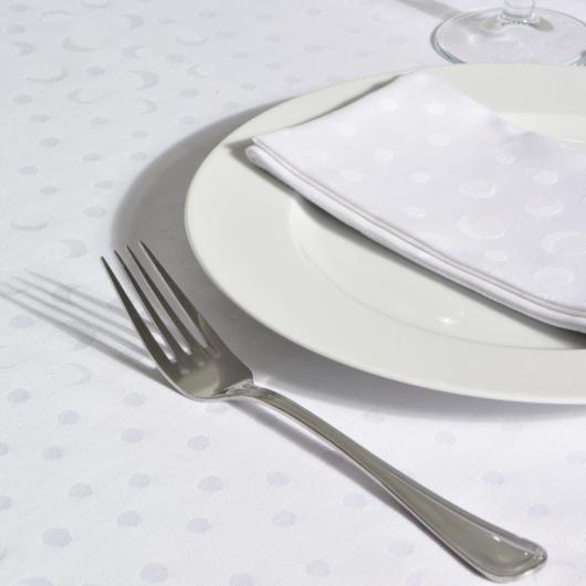 Table avec nappe et serviettes Bulles - Denantes