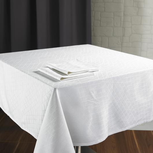 Nappe et serviettes de table Diamant - Denantes