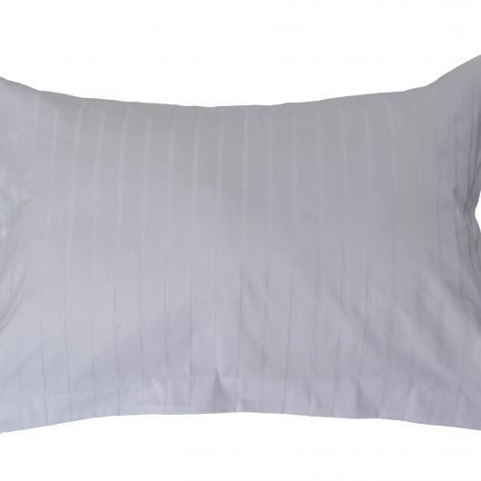 Taie d'oreiller lignée - Hypnos