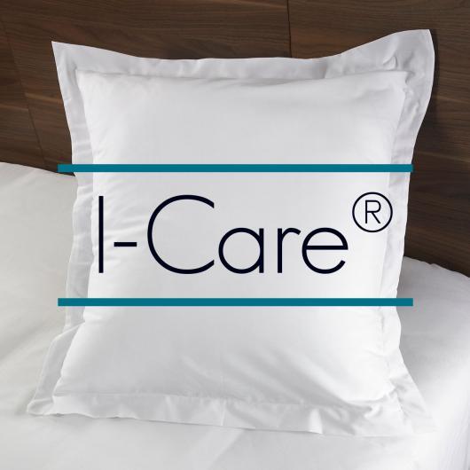 Linge de lit I-Care + - Denantes