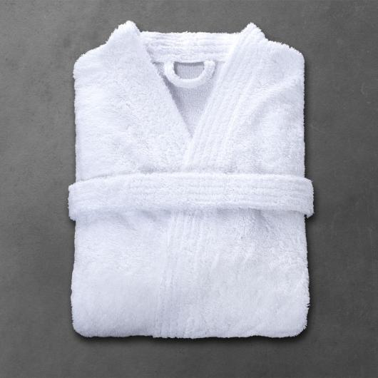 Peignoir Denantes boucle intirable - col kimono