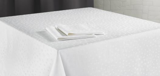 Nappes et serviettes de table Bulles - Denantes