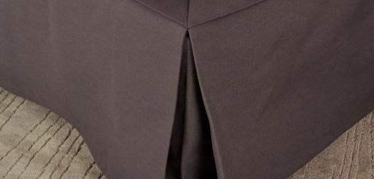 Cache-sommier à plis creux - Denantes