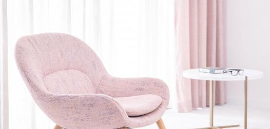 Tapissage de sièges avec tissu Denantes