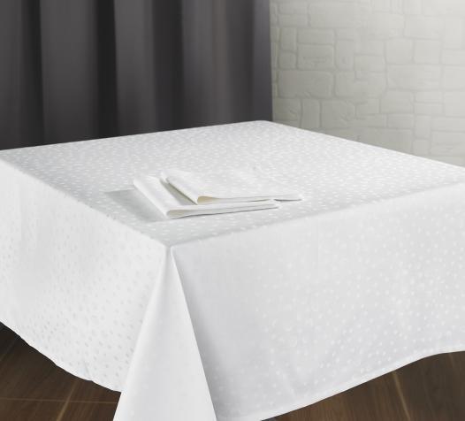 Nappes et serviettes de table Bulles - Denantes