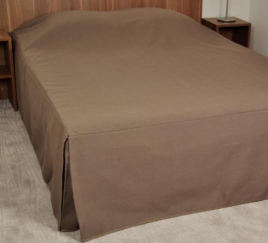 Couvre-lit à plis creux - Denantes