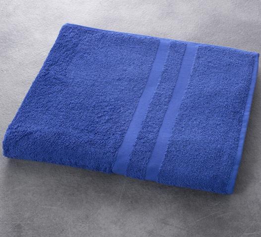 Drap de bain piscine - Bleu Royal - Denantes