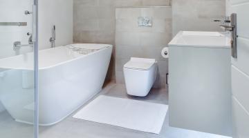 Salle de bain - Résidence étudiante - Denantes