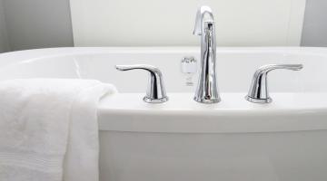 Salle de bain - Résidence de tourisme - Denantes