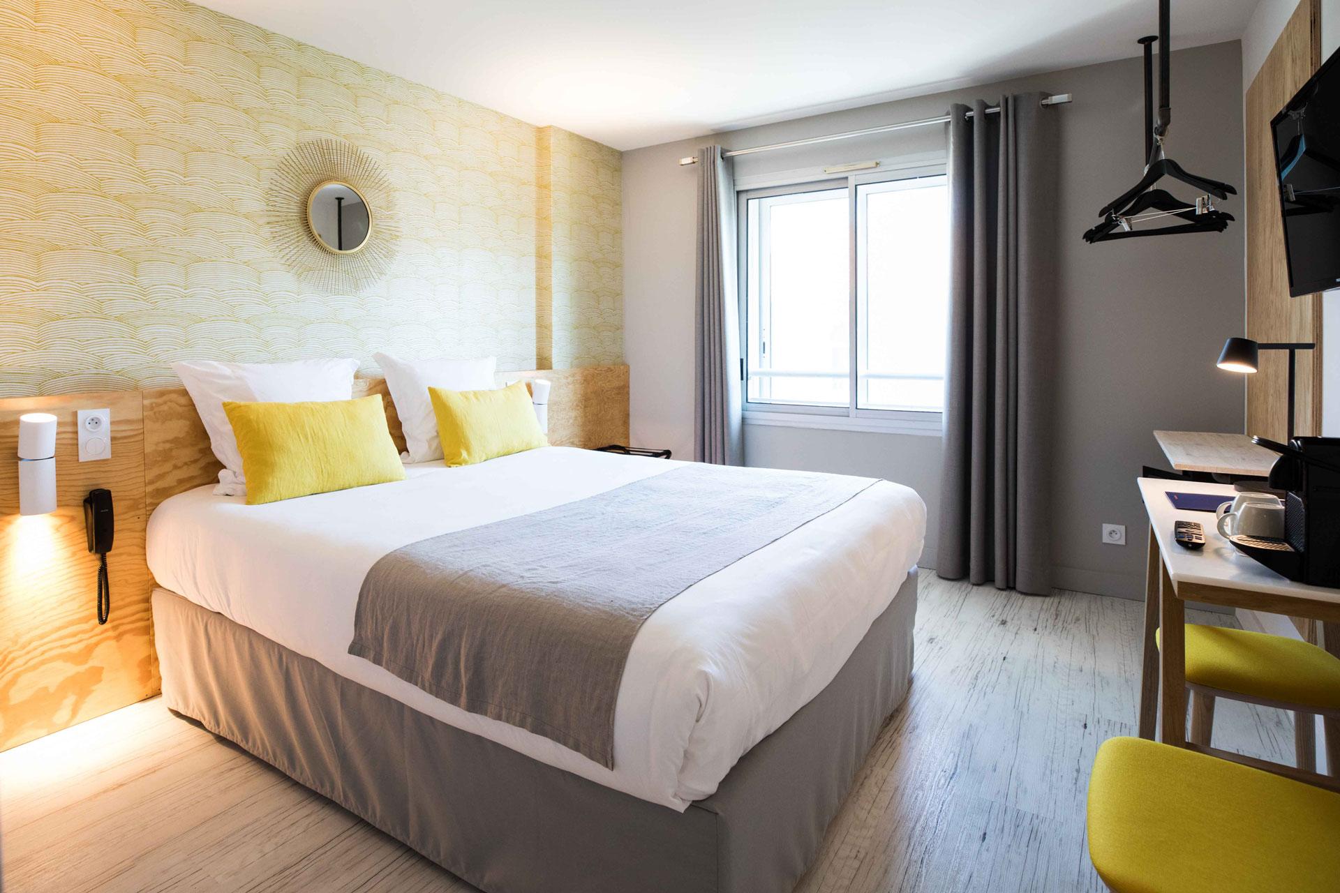 Décoration T Boutique Hotel - coussins, plaids et rideaux